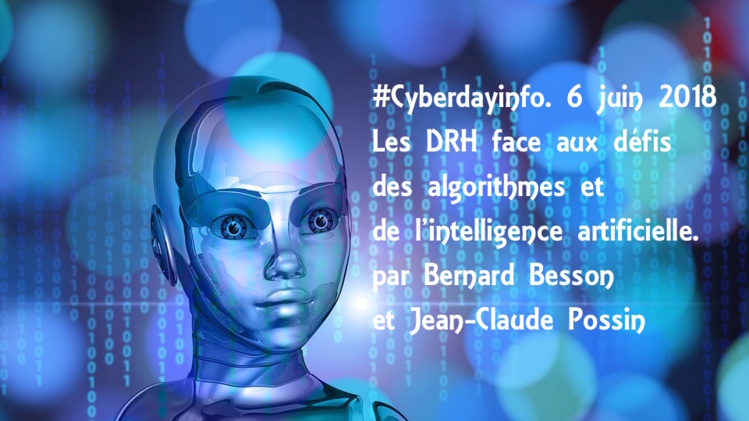 #Cyberdayinfo. Les DRH face aux défis des algorithmes et de l'intelligence artificielle.