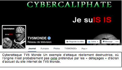 # Cyberdayinfo. Cyber-terrorisme : amplification de la menace et évolution technologique