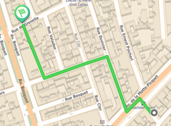 196 rue de Grenelle, 75007 Paris