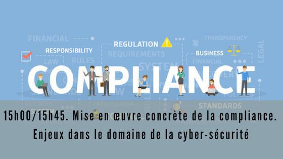 Soyons concrets : la compliance, comment la mettre en oeuvre et pourquoi ?