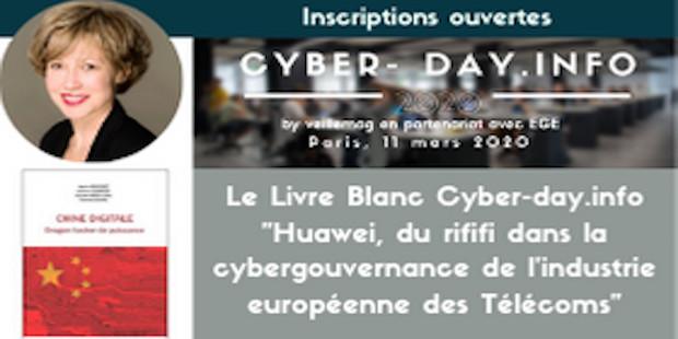 Agnès Boschet animera la session en Matinée de Cyberday. Venez échanger ensemble