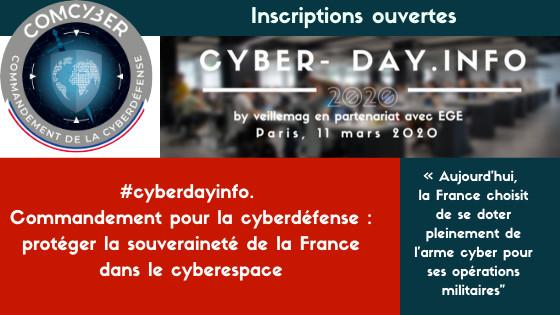 La France choisit de se doter de l'arme cyber