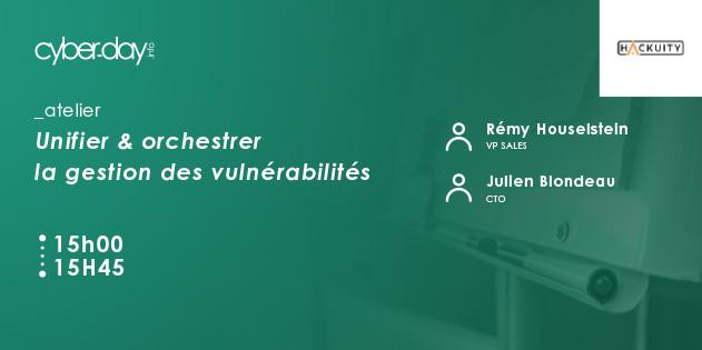 Unifier & orchestrer la gestion des vulnérabilités