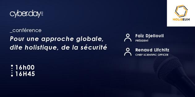 Pour une approche globale, dite holistique, de la sécurité