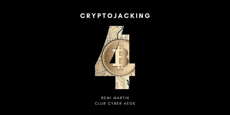 La génération de crypto-monnaie de manière illégale à des fins lucratives