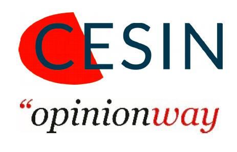 4ème édition du baromètre annuel du CESIN