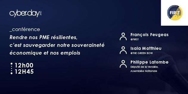Rendre nos PME résilientes, c'est sauvegarder notre souveraineté économique et nos emplois