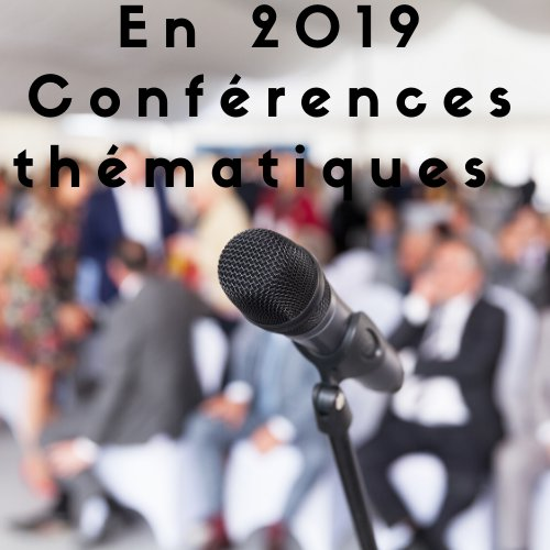 Consulter le programme 2019.