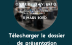 TELECHARGER L'APPEL A COMMUNICATIONS CYBERDAY2020
