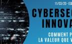 10h45/11h30 - Innovation x Humain x Cybersécurité:Comment vous assurer de protéger correctement la valeur que vous créez?
