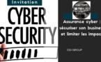 9h45/10h30.  Assurance cyber : sécuriser son business et limiter les impacts