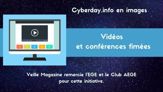 Retour sur la troisième édition du CyberDay Info en images
