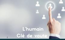 L'humain, clef de voûte de la cybersécurité. Sensibilisation, engagement et formation.