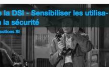 SAV de #DSI par @BestpracticesSI.fr. Sensibiliser les utilisateurs à la sécurité