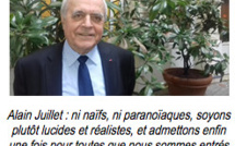 Géopolitique du commerce illicite Jean-François Fiorina s'entretient avec Alain Juillet