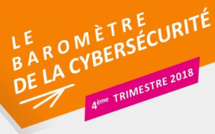 Baromètre de la Cybersécurité – 4ème trimestre 2018. Sindup