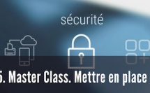 16h00/16h45. Master class.  IXXO Cyber Threat Intelligence