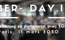 Save the date. Cyber-day.info. Mercredi 11 mars 2020. 3ème Edition