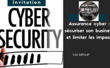 9h45/10h30.  Assurance cyber : sécuriser son business et limiter les impacts