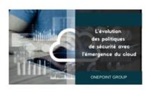 15h00/15h45. « L'évolution des politiques de sécurité avec l'émergence du cloud »