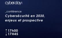 Cybersécurité en 2030, enjeux et prospective